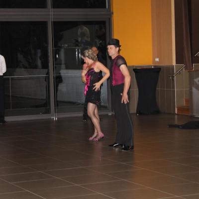 Démonstrations Dominique & Annie Francart, Tango argentin